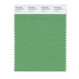 Pantone 15-6432 TCX Swatch Card Shamrock