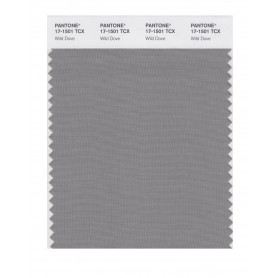 Pantone 17-1501 TCX Swatch Card Wild Dove