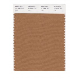 Pantone 17-1330 TCX Swatch Card Lion