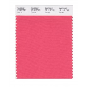 Pantone 17-1647 TCX Swatch Card Dubarry