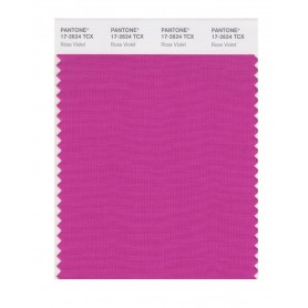 Pantone 17-2624 TCX Swatch Card Rose Violet