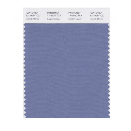 Pantone 17-3920 TCX Swatch Card English Manor