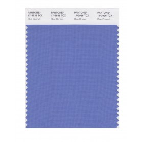 Pantone 17-3936 TCX Swatch Card Blue Bonnet