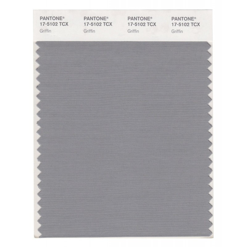 Pantone 17-5102 TCX Swatch Card Griffin