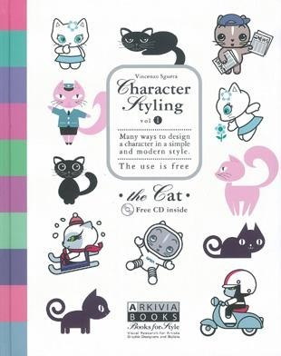 Character Styling Vol. 1 incl. CD-Rom [Arkivia Books]