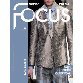 Fashion Focus Man Formal Wear Magazine Subscription A/W & S/S