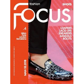 Fashion Focus (Man) Shoes SS/18