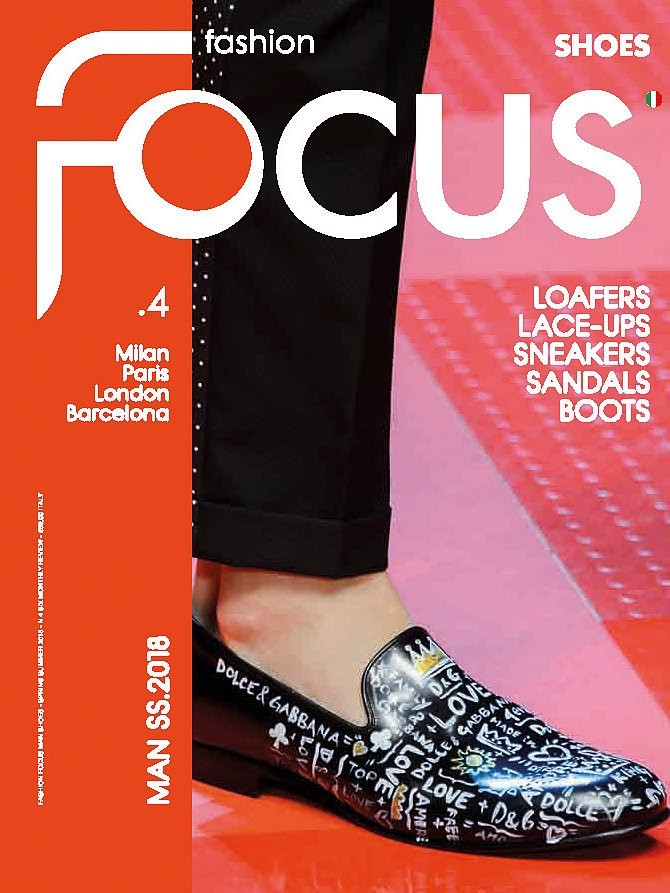 Fashion Focus (Man) Shoes Magazine