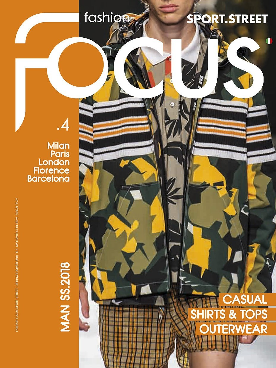Fashion Focus (Man) Sport.Street Magazine Subscription S/S & A/W