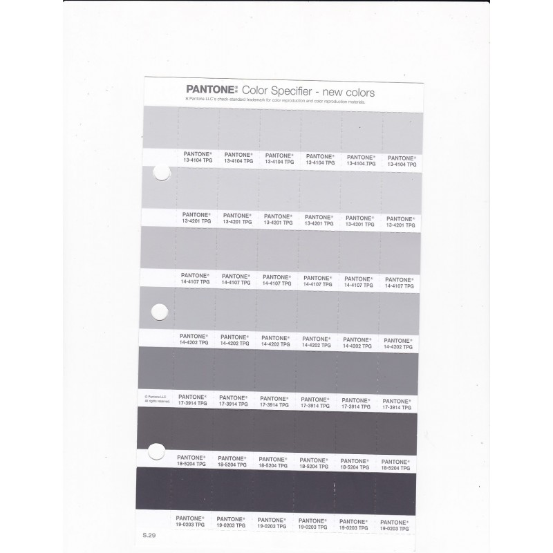 Pantone 14 4107 Tpg Quiet Gray Replacement Page Fashion Home
