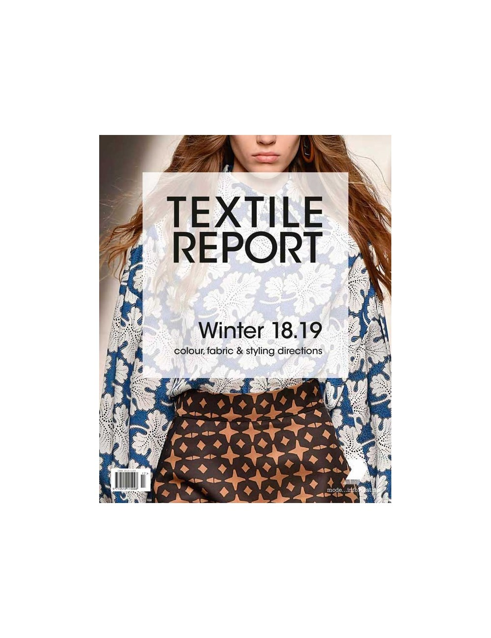 International Textile Report Magazine AW 18-19