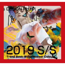 Design Plus Womenswear Colours Trend Book SS19