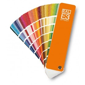 RAL E3 Colour Fan Deck 490 RAL EFFECT Colours