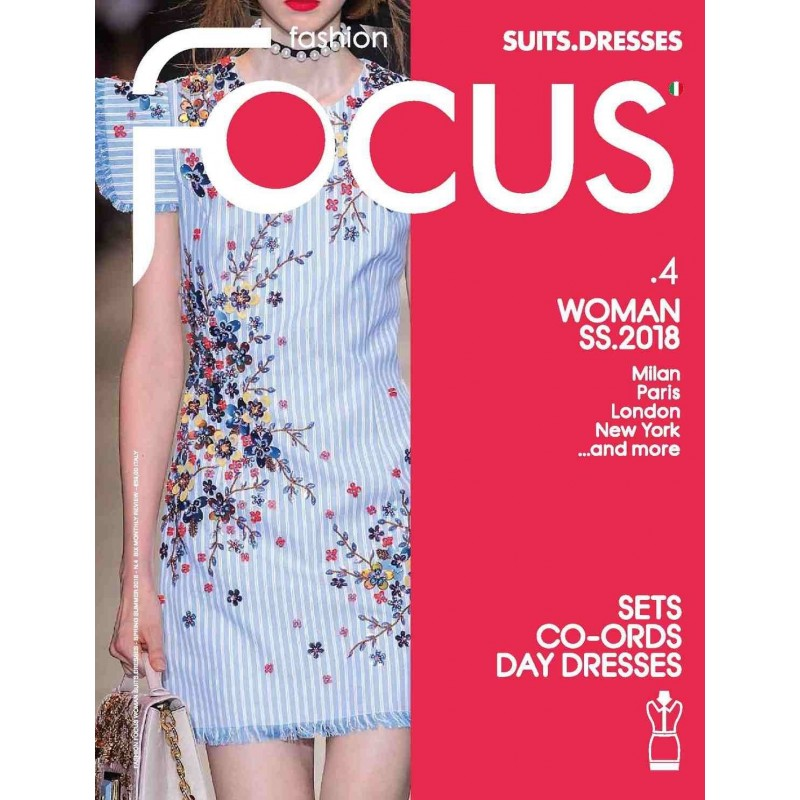 Fashion Focus (Woman) Sets, Dresses & Formals SS 18 Designinfo.in