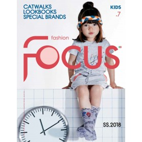 FASHION FOCUS KIDS SS18