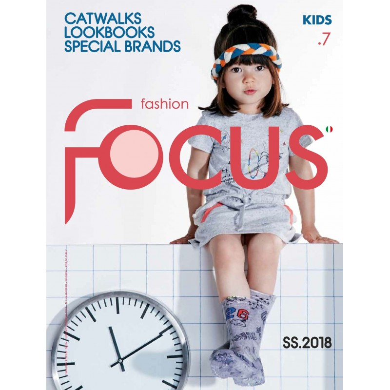 Fashion Focus Kids Fashion Forecast Magazine A W S S Design Info