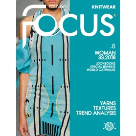 Fashion Focus (Woman) Knitwear ss/18Designinfo.in Magazine