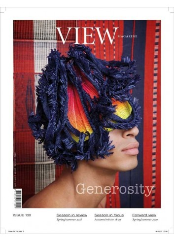 View Textile Magazine Subscription (no. 120)
