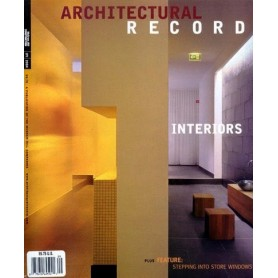 Architectural Record (US) Magazine Subscription