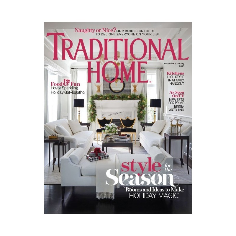 Home Decorating Magazine Subscriptions: Architectural Digest (USA) Magazine Subscription