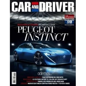 Car & Driver (USA) Magazine Subscription
