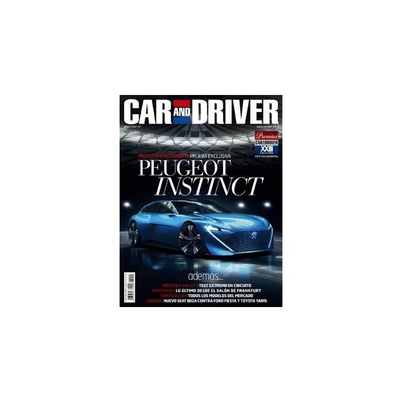 car driver usa magazine subscription design info. Black Bedroom Furniture Sets. Home Design Ideas