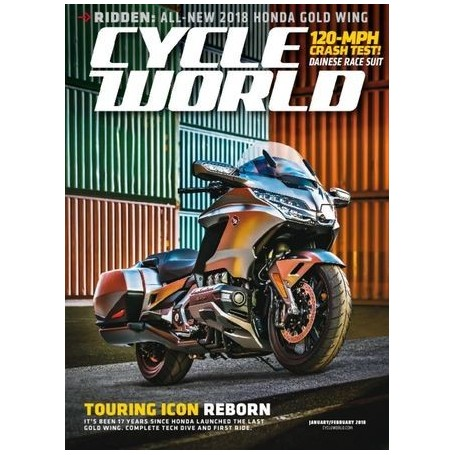 Cycle World (USA) Magazine Subscription