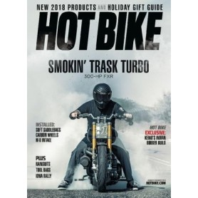 Hot Bike (USA) Magazine Subscription