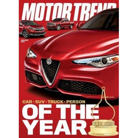 Motor Trend (USA) Magazine Subscription