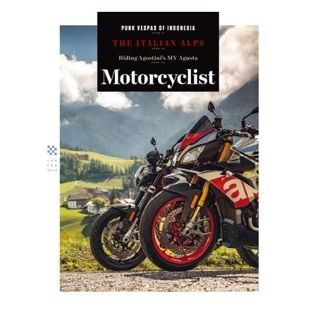 Motorcyclist (USA) Magazine Subscription