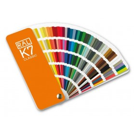 RAL K7 Colour Shade Chart Fan Deck 213 RAL CLASSIC Cards [2018 Edition]