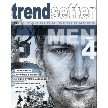 Trendsetter Men Graphic Collection Vol. 4 incl. DVD