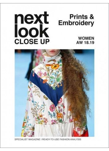 Next Look Close Up Women Print & Embroidery SS/2018