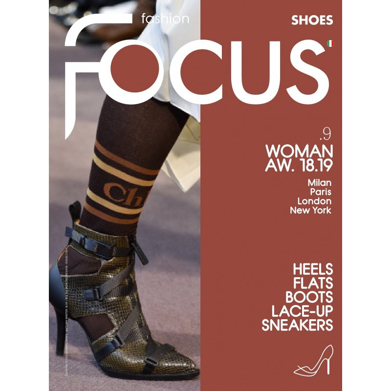 FASHION FOCUS WOMAN AW1718 - SHOES N.6