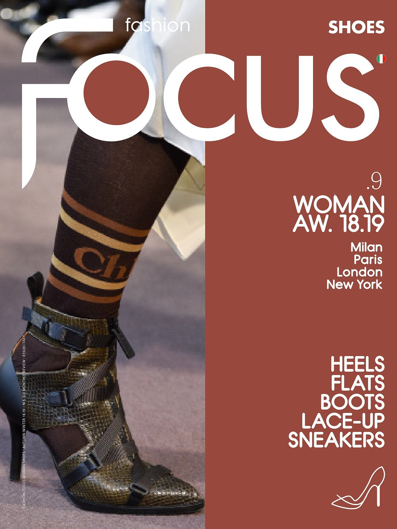 Fashion Focus (Woman) Shoes Magazine Subscription