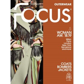 Fashion Focus (Woman) Outerwear ss 18 Designinfo.in