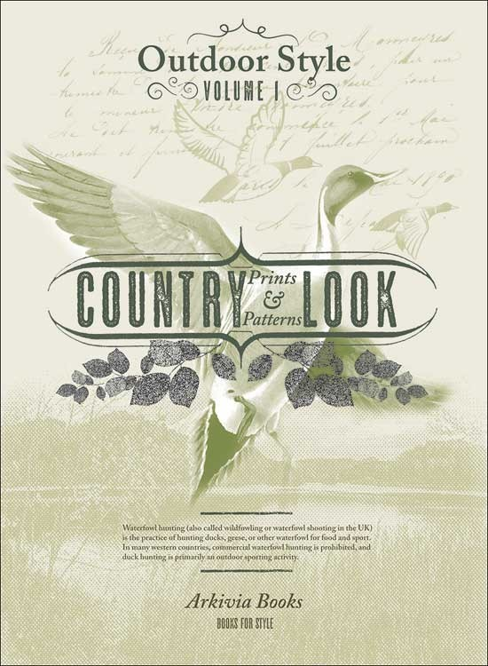 Outdoor Style - Country Style Vol. 1 Arkivia Books
