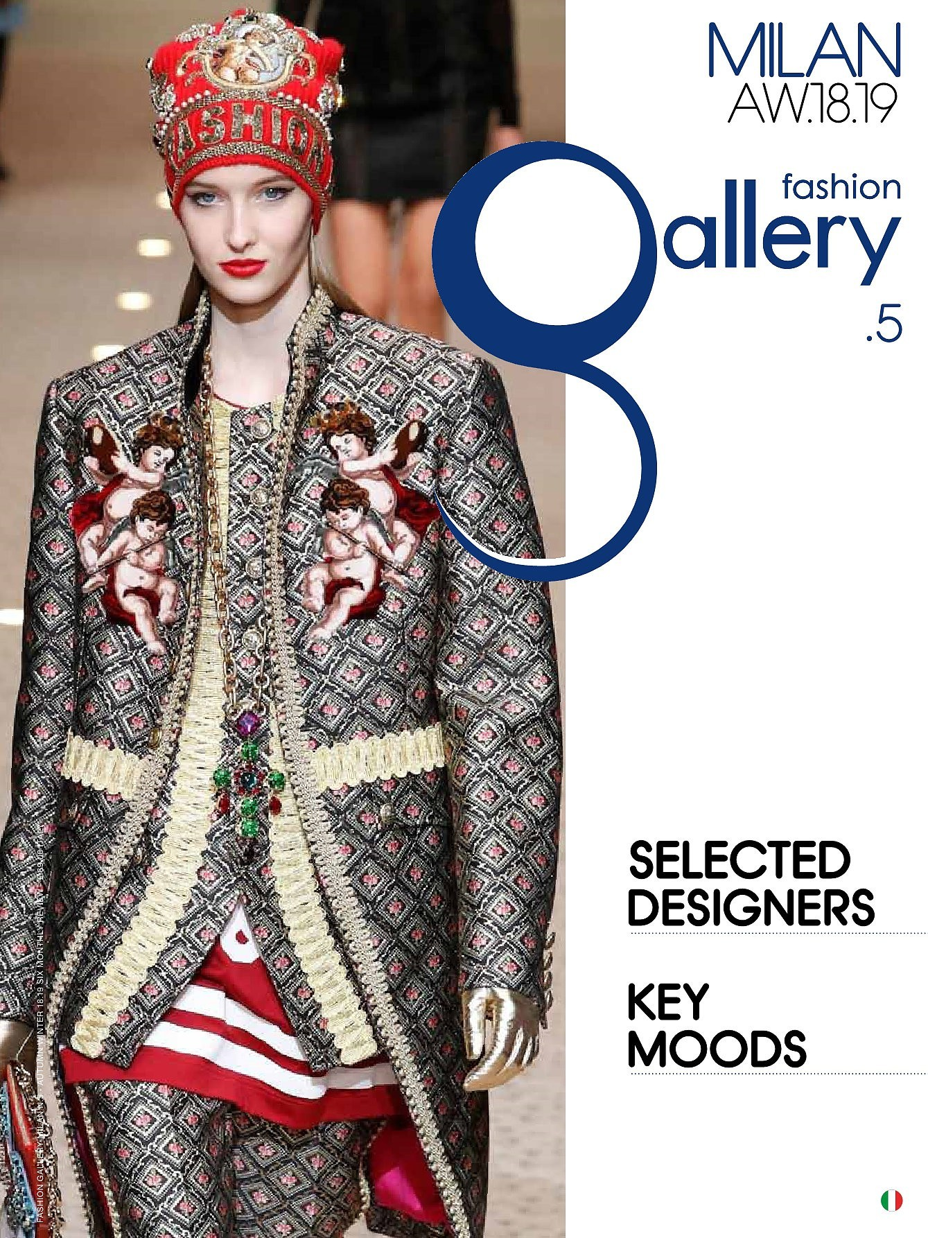 Fashion Gallery Milan (Woman) Magazine Subscription A/W & S/S