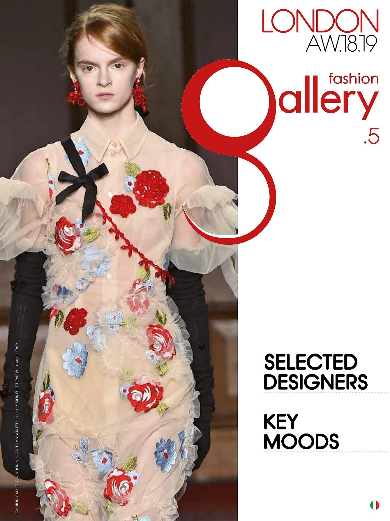 Fashion Gallery London (Woman) Magazine Subscription A/W & S/S