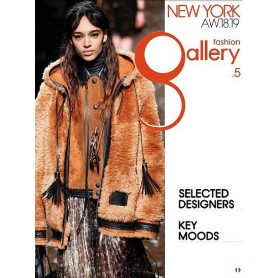 Fashion Gallery New York (Woman) Magazine Subscription A/W