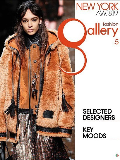 Fashion Gallery New York (Woman) Magazine Subscription A/W & S/S
