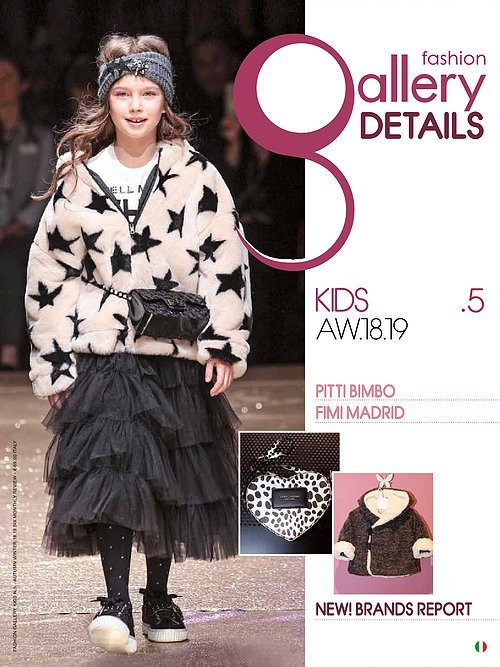 Fashion Gallery Kids Magazine Subscription A/W & S/S
