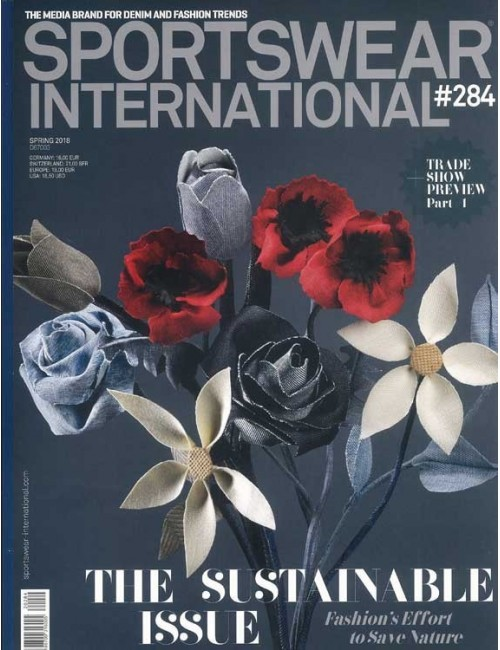 Sportswear International Magazine Subscription