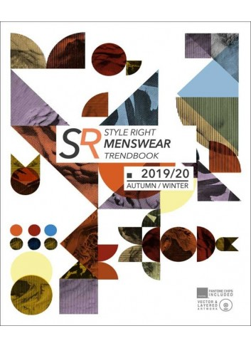 Style Right Menswear Trendbook incl. DVD ss2019