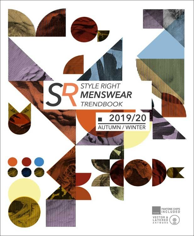 Style Right Menswear Trendbook incl. DVD A/W & S/S