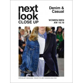 Next Look Close Up Men Denim & Casual