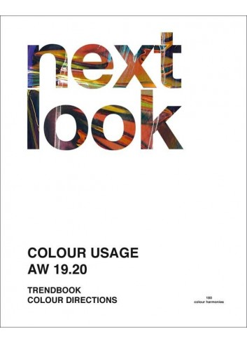 Next Look Color Usage Trendbook Autumn Winter 18-19