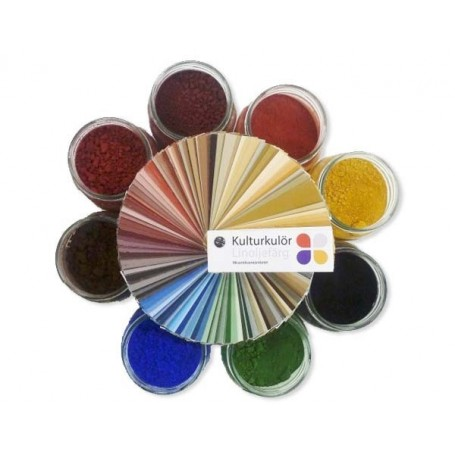 Culture colour for linseed