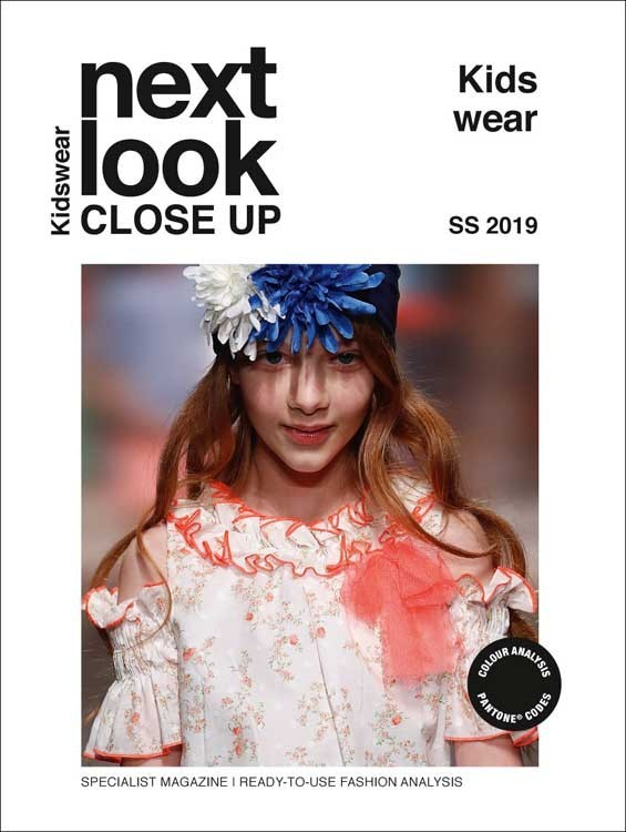 Next Look Close Up Kids Magazine S/S and A/W