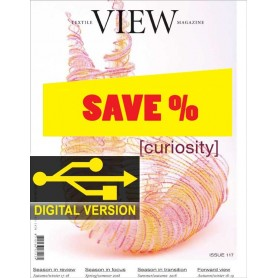 View Textile No 121 E-Magazine